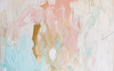 DRESS YOUR TECH / 42: Abstract Paintings by Elise Pescheret. 4 FREE downloads. Use as phone or desktop wallpaper.