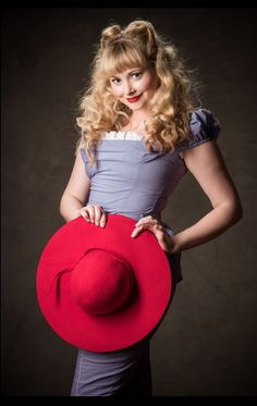Entry photo for Miss Pinup Australia 2015