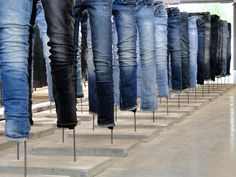 If you asked someone what their preferred form of bottoms are, 95 percent of the time the answer would undoubtedly be de nimes. It's not because jeans are necessarily the most comfortable pair of pants.