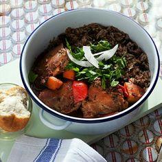 Dinnertime  #jamaica #jamaicanfood #tasty #delicious #riceandpeas #dinner #recipes