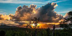 So viele schöne Sonnenuntergänge in der Dominikanischen Republik