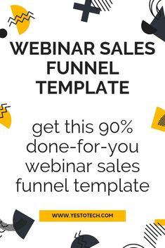 Want a webinar sales