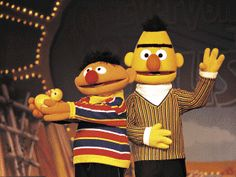 Bert+en+ernie