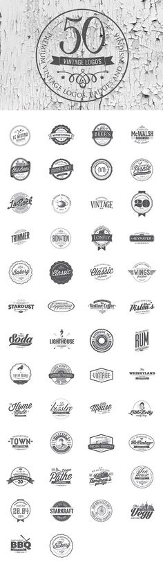 Access All Areas members can now download a massive logo templates pack courtesy of Design Something as part of their membership. These 50 logo templates come in a variety of vintage badge designs and are editable in Illustrator and Photoshop using freely available fonts that are available on the web. Use them to quickly put …: