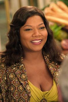 queen latifah in a scene from the movie last holiday - Queen Latifah Christmas Movie