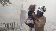 #haber #haberler #suriye #halep #saldırı Halep'te Pazar Yerine Ve Hastaneye Hava Saldırısı!