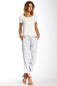 Hollywood Cropped Pant on HauteLook