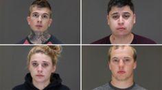 4 'Ghost Hunters' Arrested In Litchfield Church Break-In