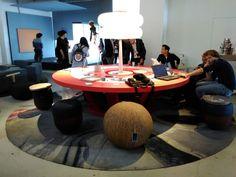 D Dock Kvadrat, Lambrate, at the Milan design week 2017