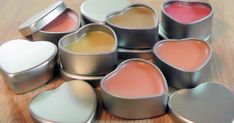 Modern Bohemian Lifestyle: DIY Lip Balm (Vanilla Creamsicle) Recipe