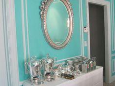 Helloooo, Tiffany Blue :) St. Regis hotel btw.