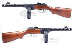 Russian Sub Machine Gun PPSh-41