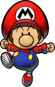 Baby Mario - Super Mario Wiki, the Mario encyclopedia