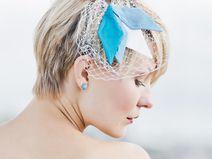 Headpiece* Kopfschmuck* Fascinator für die Braut