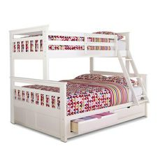 'Springsdale' Twin-Over-Double Storage Bunk Bed - Sears | Sears Canada