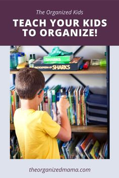 My kiddos, Eli and Adleigh, have learned how to organize their own rooms and keep them tidy! In these videos, they share their tips with your kids so they can help keep YOUR home tidy! Click to watch and teach your kids how to put away laundry, get ready for the day, make their beds, and more! #theorganizedkids #organizedhome Teaching Life Skills, Teaching Kids, Morning Routine Checklist, Home Organization, Learning, Tips, Studying, Teaching, Kids Learning