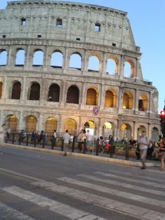Coliseo al atardecer Street View, Hipster Stuff