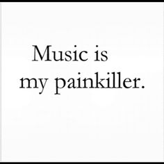 Can't live without music