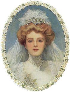 ...http://es.pinterest.com/lollybruce/vintage-bride/