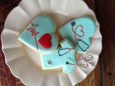 nurse cookie cutter   visit bambellacookies com