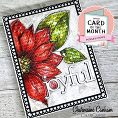 @CSMscrapbooker posted to Instagram: We have a winner!!!! Congratulations to Charmaine Canham our August Card of the Month WINNER!!!!   Vote today for our September Card of the Month. It is the People's Choice!  Pop on over to our profile and click on the smart.bio/csmscrapbooker for a direct link to the voting!  Congrats once again Charmaine! Your card is GORGEOUS!  #charmainecanham  #cardmaking #cards #diycards #handmade cards #cardofmonth #peopleschoice #votetoday #junecardofthemonth… Diy Cards, Your Cards, Voting Today, We Have A Winner, Congratulations, Christmas Cards, Card Making, Joy, Stamp