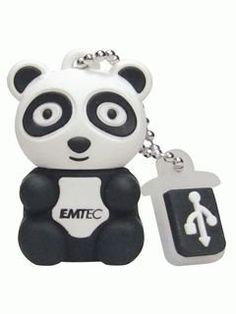 New China Panda Usb Flash Drive Cartoon Pen Drive 4 Gb 8 Gb 16 Gb 32 Gb Pendrive Keychain Usb Flash Drives Usb Flash Elegant In Smell Computer & Office