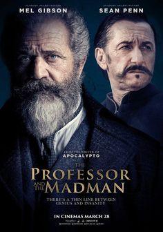 The Professor and the Madman - IMDb : ⭐ Mel Gibson, Sean Penn, Eddie Marsan Netflix Movies, Movies Online, Imdb Movies, Movies 2019, James Murray, Movies To Watch, Professor, Period Drama Movies, Jeremy Irvine