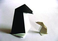 Origami Dolly | Jewellery & art