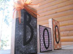 2x4 boo blocks