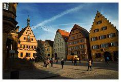 Rotenburg an der Tauber, Germany