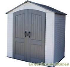 lifetime plastic sheds greenhouse stores - Garden Sheds At Home Depot