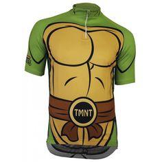 Teenage Mutant Ninja Turtles cycling jersey by Scimitar Sports.   cyclingjersey  bike  velo 7d75c52d9