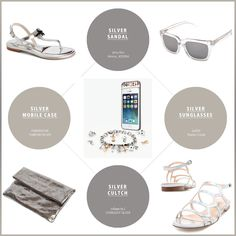 FABIAN STYLE - SILVER ITEM : )  Summer Trend Fashion item