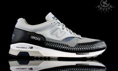DJ Kicks: Custom New Balance trainers pay homage to Technics 1200 turntables –