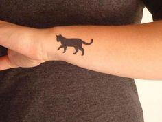 38 Cute Cat Tattoo Examples