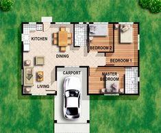 50 Square Meters Apartment Floor Plan Google Search Floor Plans