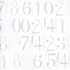Figures - Numbers in Vaper by Zen Chic