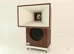 Mono and Stereo High-End Audio Magazine: dc10audio L' Instrument Grande Voix Retro speakers NEW