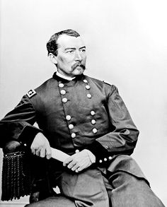 General Philip Sheridan, born in New York but raised in Somerset, OH
