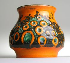 Jasba Keramik West German Pottery