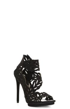 Laser-Cut Sandals- yes please :))