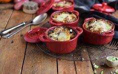 Kartoffel-Kürbis-Gratin: Warmes für die kalten Tage