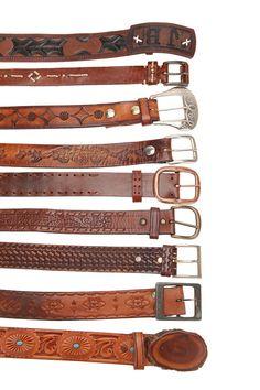 urban renewal western leather belts