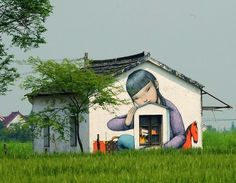 new by Seth in Fengjing, China, 4/15 (LP)