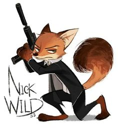 Agent Nick Wilde