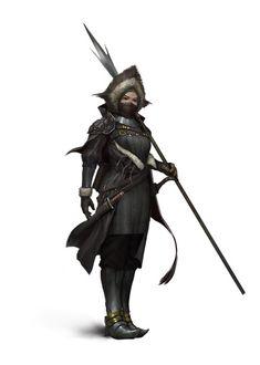 andro-womeninarmor:Characters by Mikhail PalamarchukFound here...