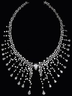 Chanel Diamond Necklace