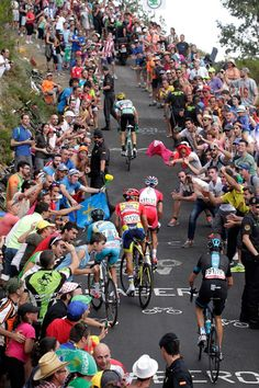 That's why I love the Vuelta!