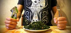 A Salad That Makes Even The Skeptics Fall In Love With Kale