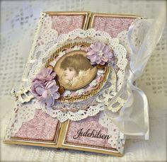 Cathrines hjerte: Jul Card beautiful